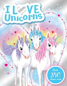 I Love Unicorns! Activity Book