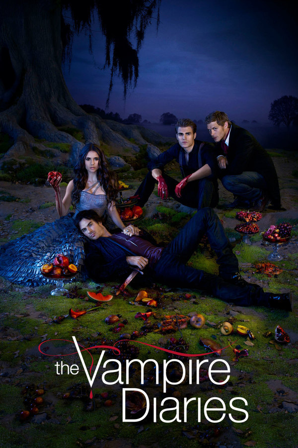 The Vampire Diaries: Season 6 [5 Disc Set]