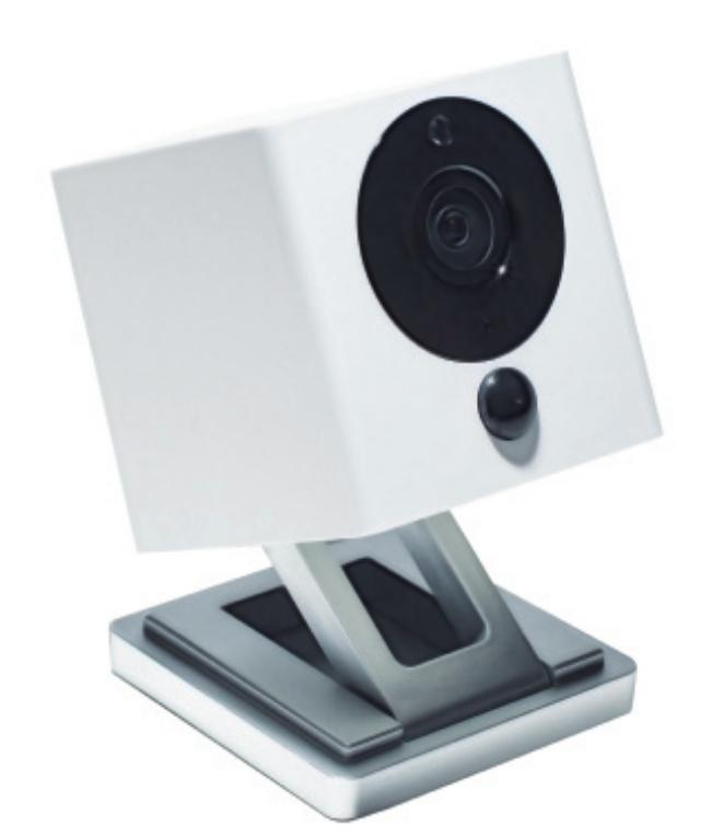 iSmartAlarm Spot Home Security Camera