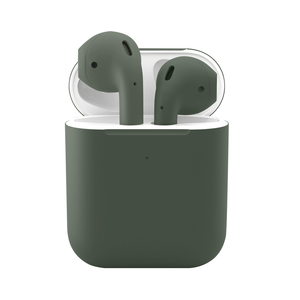 Apple AirPods Gen 2 Midnight Green with Wireless Charging Case