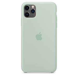 Apple Silicone Case Beryl for iPhone 11 Pro Max
