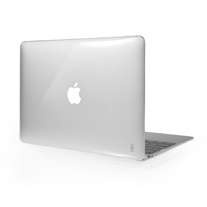 Aiino Custodia Case Glossy Clear Macbook 12