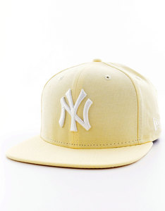 New Era Oxford Lights Mlb NY Yankees Yellow Cap
