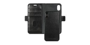 Dbramante1953 Lynge Wallet Case Black for iPhone XS