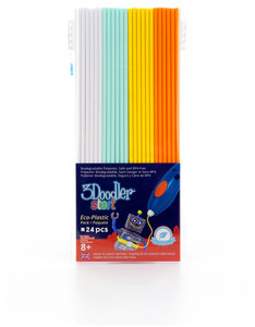 3Doodler Start Plastic Mix Packs Fire & Ice