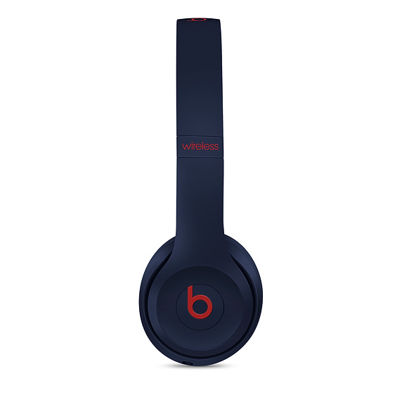 Beats Solo3 Club Collection Club Navy Wireless Headphones