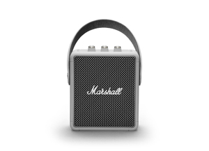 Marshall Stockwell II Grey Portable Bluetooth Speaker