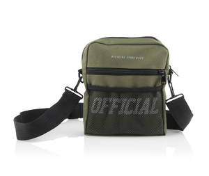 Official Melrose Utility Bag 3M Reflect Olive