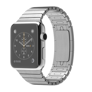 Apple Watch 42mm Stainless Steel Case Link Bracelet