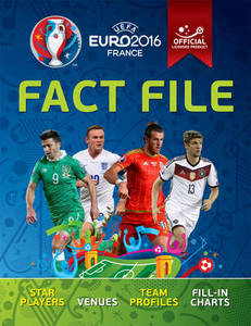 UEFA EURO 2016 Fact File - Official licensed product of UEFA 2016