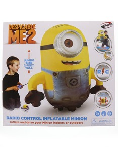 Remote Controlled Inflatable Minion Stuart