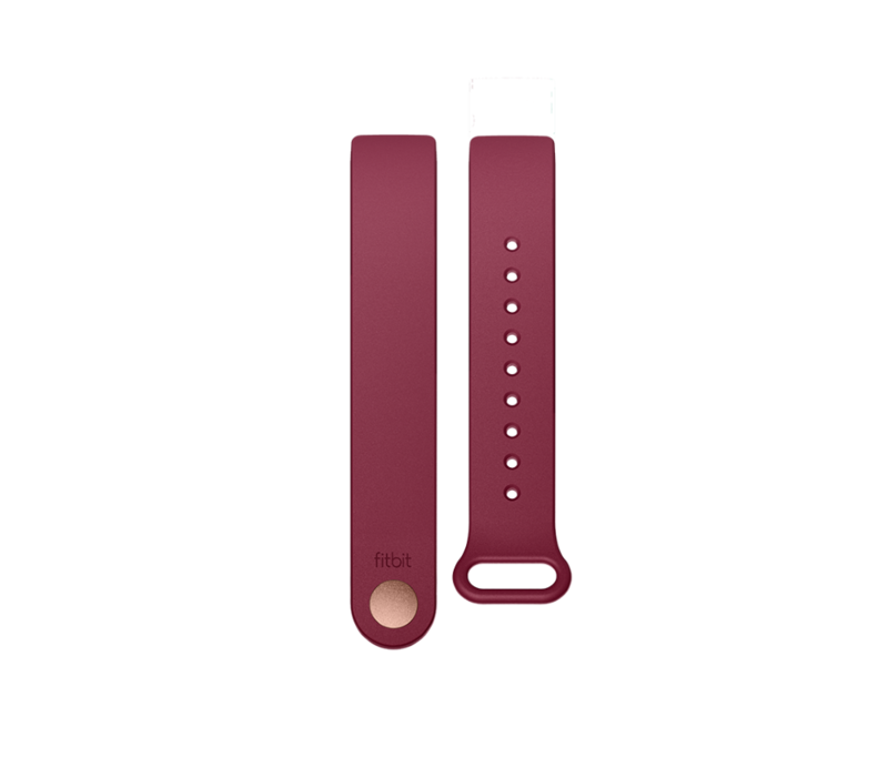 Fitbit Inspire Classic Band Sangria Small