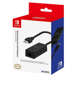 Hori Lan Adapter For Nintendo Switch