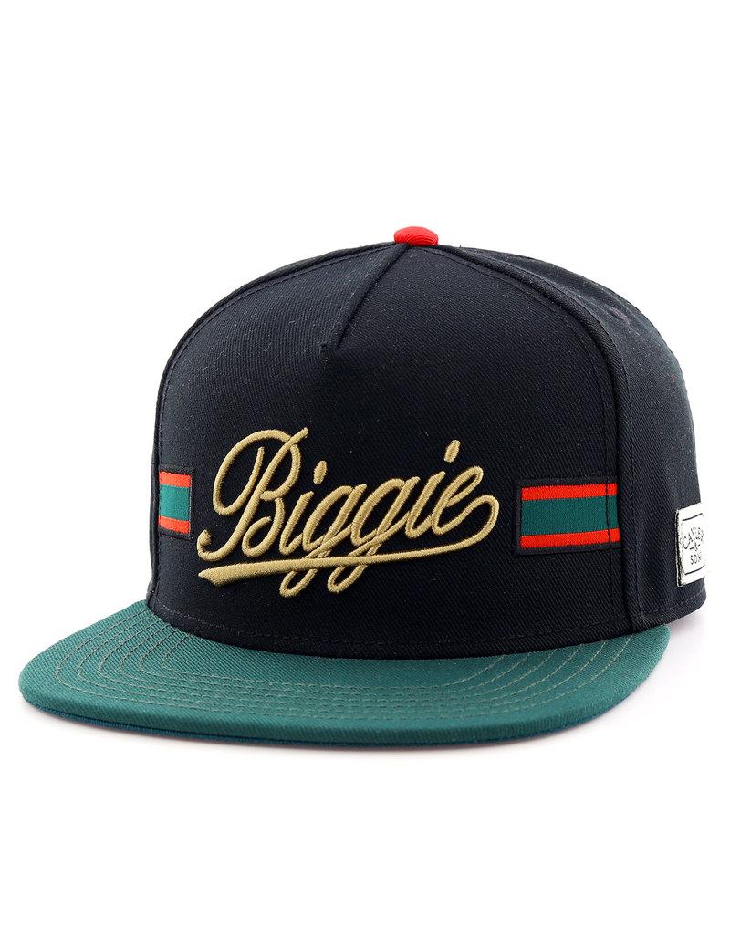 cayler sons wl biggie black cap hats beanies fashion men virgin megastore. Black Bedroom Furniture Sets. Home Design Ideas