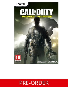 Call Of Duty Infinite Warfare PC Pre-Order
