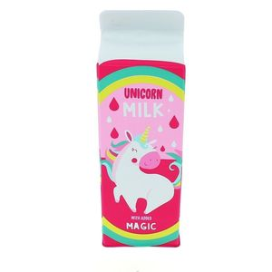 Novelty Pencil Cases Unicorn Milk