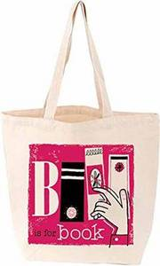 B is for Book Tote