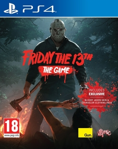 Friday The 13Th: The Game [Pre-Owned]