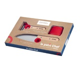 Opinel Le Petit Chef Kit [Set of 3]