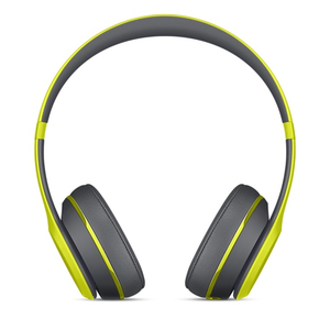Beats Solo2 Yellow Active Collection Headphones