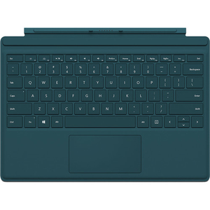 MICROSOFT SURFACE PRO 4 TYPE COVER TEAL FOR KEYBOARD