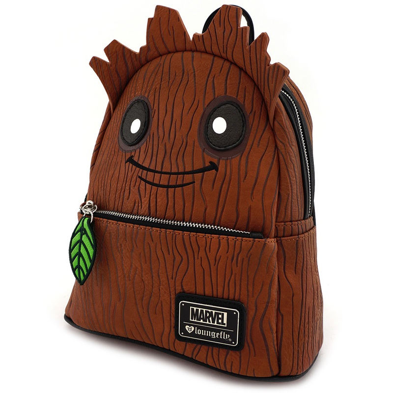 7a8e3c0600 Loungefly Marvel Guardians of the Galaxy Groot Mini Backpack ...