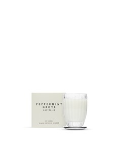 Peppermint Grove Black Orchid & Ginger Candle 60g