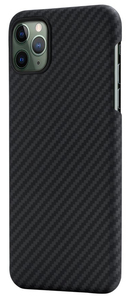 Pitaka Aramid Case Black/Grey Twill for iPhone 11 Pro