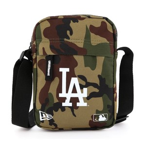 New Era MLB LA Dodgers Side Men's Bag Woodland Camo/White
