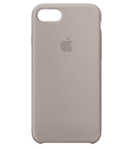 Apple Silicone Case Pebble For iPhone 7