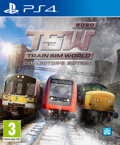 Train Sim World 2020 - Collector's Edition - PS4