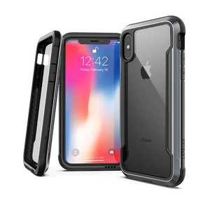 X-Doria Defense Shield Case Black for iPhone XS