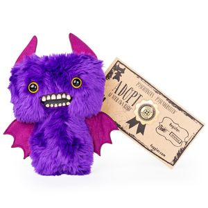 Fuggler Plush Purple Bat