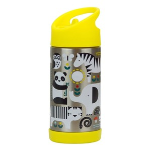 Petit Collage Stainless Steel Water Bottle Animals 350ml