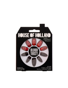 Elegant Touch House Of Holland Blood Thirsty Nails