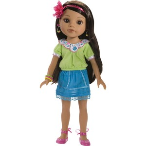 Hearts For Hearts Girls Doll - Consuelo From Mexico