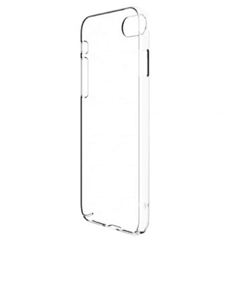JustMobile Just Mobile Tenc Case Crystal Clear iPhone 8 7