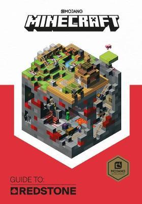 minecraft guide to redstone an official minecraft book from mojang rh virginmegastore ae minecraft guide book for pe minecraft guide book xbox