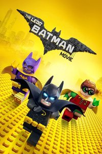 The Lego Batman Movie [3D Blu-Ray] [2 Disc Set]