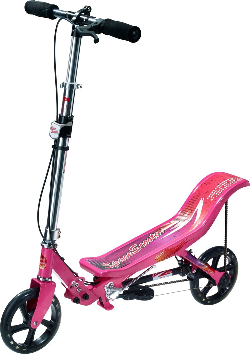 Space Scooter X580 Series Pink
