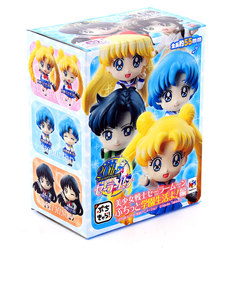 MegaHouse Petit Chara Sailormoon Vol.3 School Life Figure [Mystery Pack]