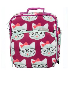 Bentology Kitty Insulated Lunch Tote