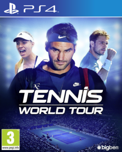 Tennis World Tour [Pre-owned]