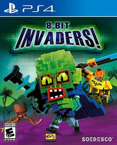 8-Bit Invaders! [US]
