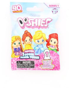 Ooshies Disney Princess Pencil Toppers [Mystery Pack]