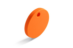 Chipolo Lost & Found Orange Tracker