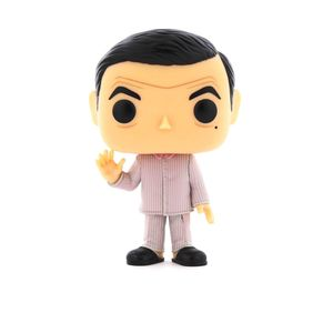 Funko Pop Tv Mr Bean Pajamas with Teddy Bear Chase Vinyl Figure