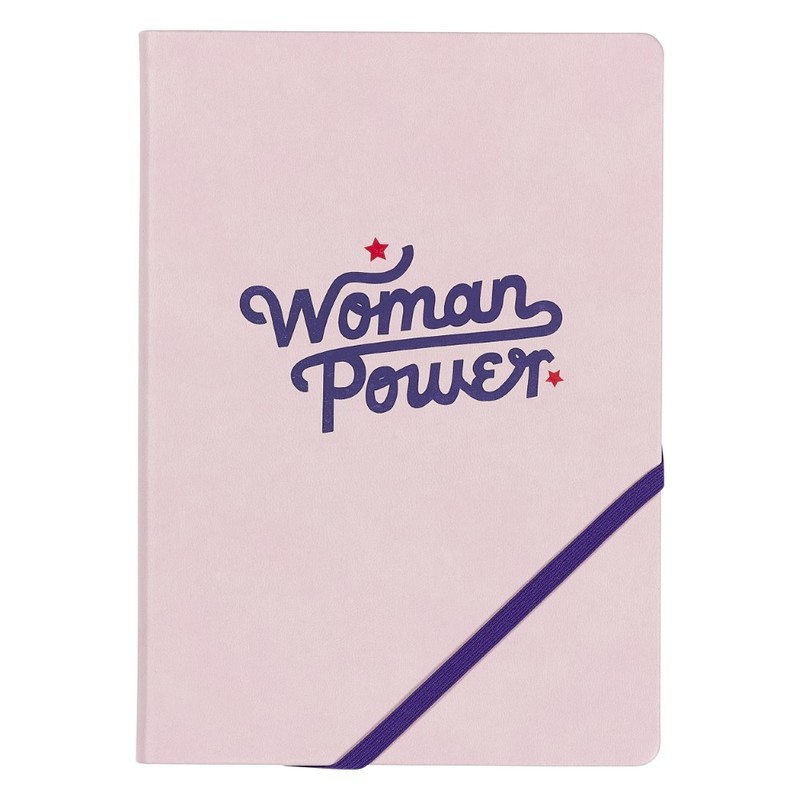 Yes Studio Woman Power A5 Notebook
