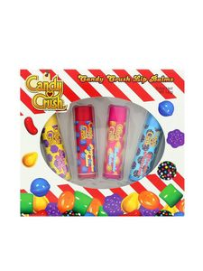 Candy Crush Boxset Lip Balm [Pack of 4]