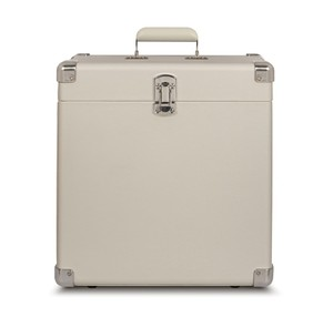 Crosley Platter-Pak Whitesand Record Carrier Case